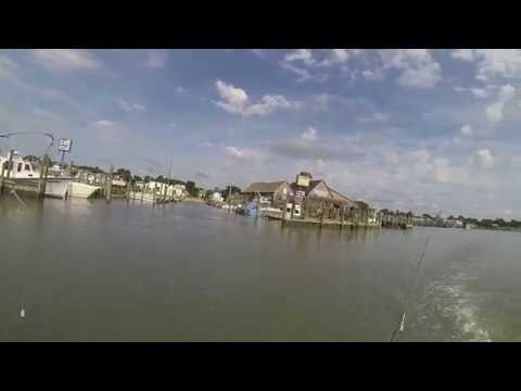 June 24th - 26th 2016 Flounder Fishing Wachapreague, Virginia