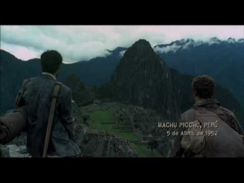 Scene dari The Motorcycle Diaries