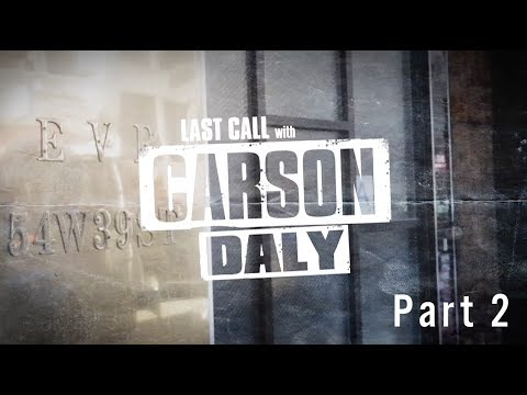 The Crystal Method  Play for Real  on Last Call with Carson Daly