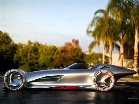 2011 Mercedes Benz Silver Arrow Lightning Concept Youtube