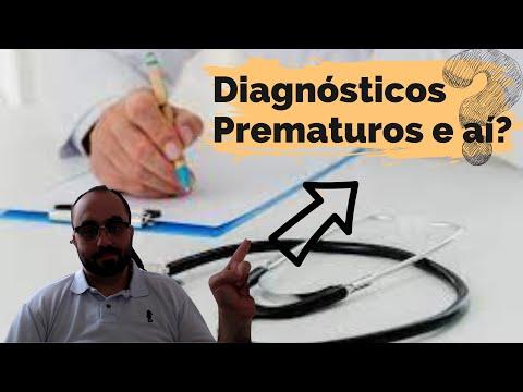 DIAGNÓSTICO PREMATURO E AGORA?