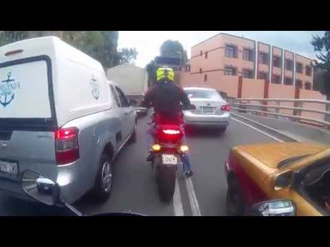 High Speed Pursuit in Mexico City