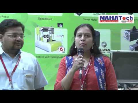 MAHATech Industrial Exhibition in Pune, India