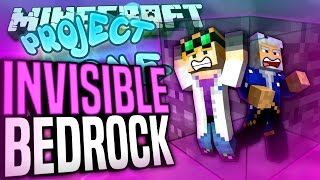 minecraft invisible bedrock project ozone 129