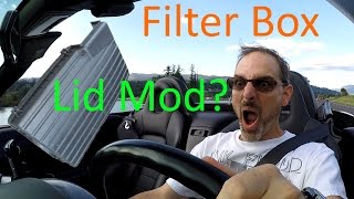 Honda S2000 Air Box Mod - Full Review in Beautiful Skamania