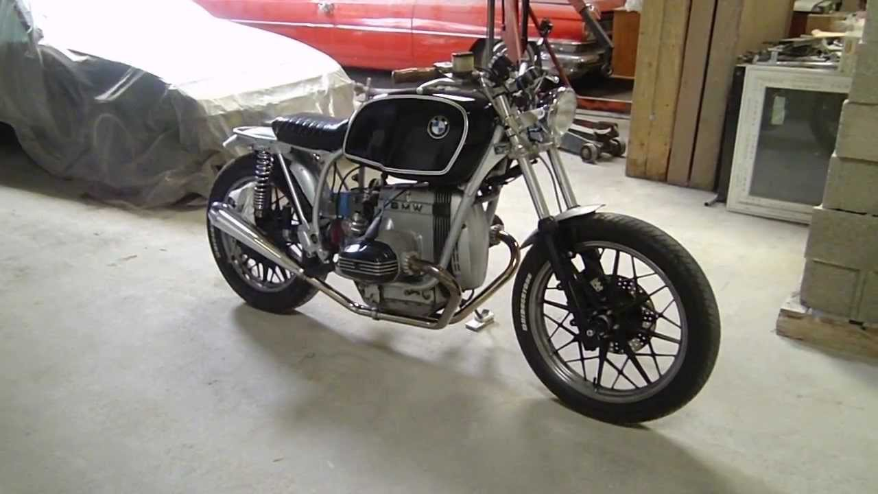 Bmw R100rt Special Boxer Twin Scrambler Cafe Racer Reviewmotors Co