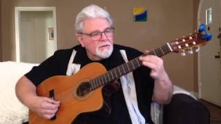 Warren S. Reid: Middle Eastern themes & instruments on flamenco guitar (2013)