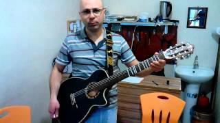 Gambar cover Bağlama perdeli gitar denemeleri