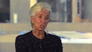 Lagarde: global economy faces major transitions
