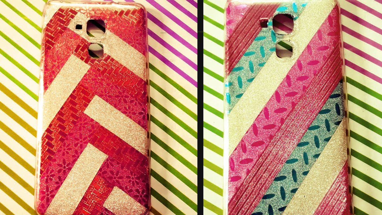 new concept 2715a 61ba9 Mobile Case Design At Home Easy And Simple Tips To Make Handmade Stylish  And Cute Mobile Cover