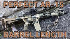 The Perfect AR-15 Barrel Length