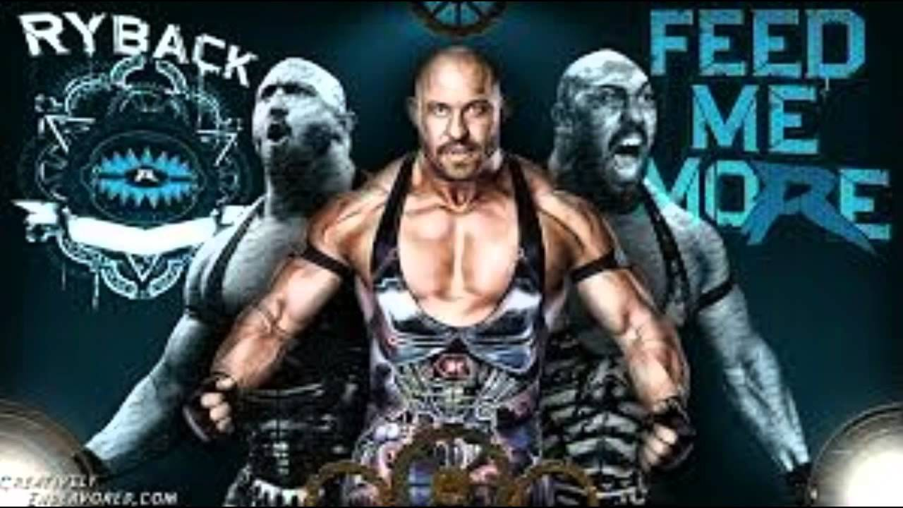 """WWE Ryback """" Feed Me More"""" Theme Song NEW Theme Song 2014"""