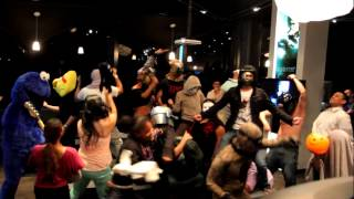 Nocturna Lounge Harlem Shake