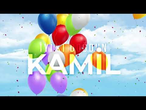 İyi ki Doğdun Kamil  (Kişiye Özel Çocuk Doğum Günü Şarkısı) Vuhhu