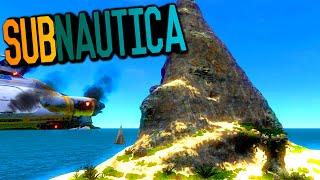 Subnautica - MOUNTAIN ISLAND, UPGRADES & MODIFICATION STATION #9 (Subnautica Survival Gameplay)