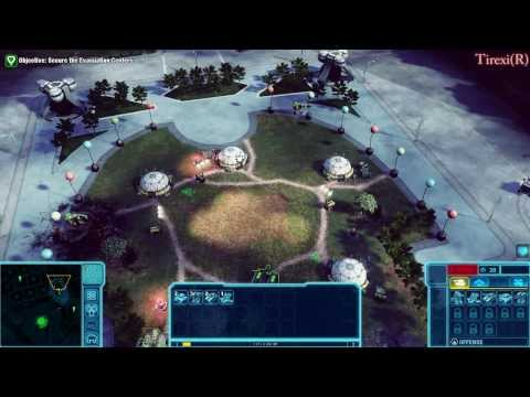 Command & Conquer 4: Tiberian Twilight HD gameplay