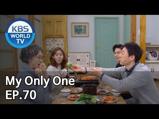 My Only One | 하나뿐인 내편 EP70 [SUB : ENG / 2019.01.20]