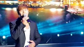 [141101] Kim Jong Kook - One Man @ Running Man Race Start 2 in Malaysia