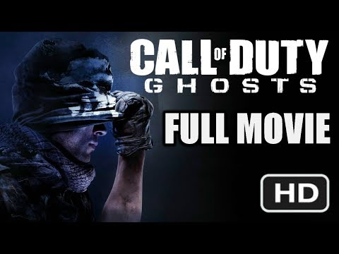 CALL OF DUTY: GHOSTS - FULL MOVIE [HD] (Complete Gameplay Walkthrough) PS4 Xbox One PS3 360