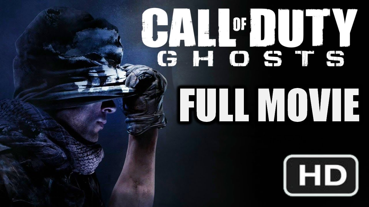 CALL OF DUTY GHOSTS FULL MOVIE HD Complete Gameplay Walkthrough PS4 Xbox One PS3 360