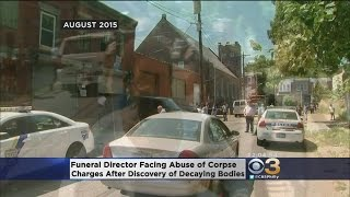 Funeral Director Facing Abuse of Corpse Charges After Discovery of Decaying Bodies