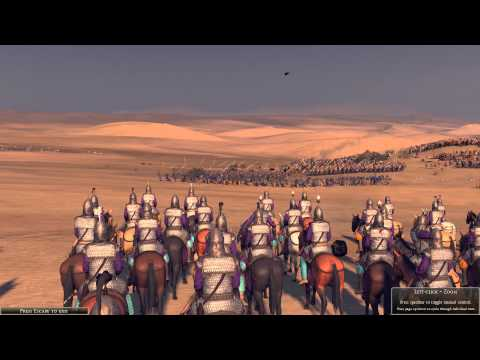 Rome 2 Total War Arab-Islamic Invasion of Persia