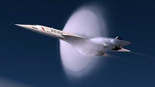 XPLANE 11--  Dallas - Calgary |Concorde -AirFrance