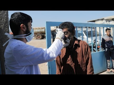 هل يحصد العالم نتيجة تفرجه على تفشي وباء كورونا في سوريا؟ - تفاصيل  - نشر قبل 10 ساعة