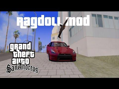Gta San Andreas 2017 Best Ragdoll Mod