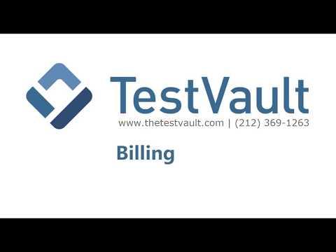 Features – TestVault
