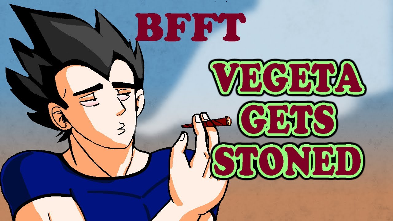 Bad Fanfiction Theater: Vegeta Gets Stoned