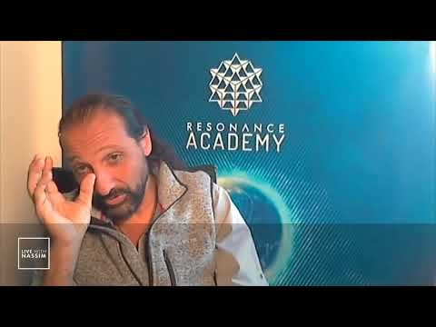 Nassim Haramein: Black Holes & Creation Of A Planet