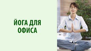 Йога для офиса: занятия йогой уменьшают боль в теле, освобождают от напряжения Yogalife