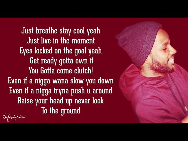 Andy Okoro - Clutch (Lyrics)