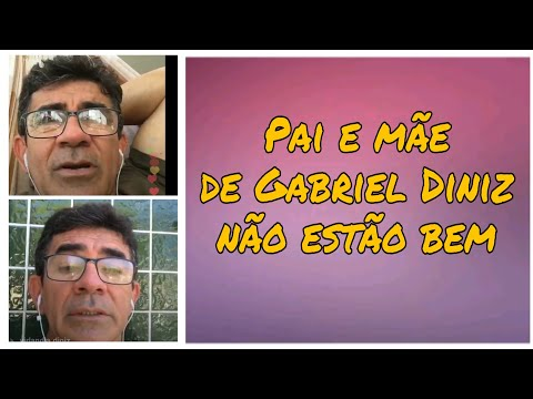 Pai de Gabriel Diniz usa rede social do filho para falar com fãs