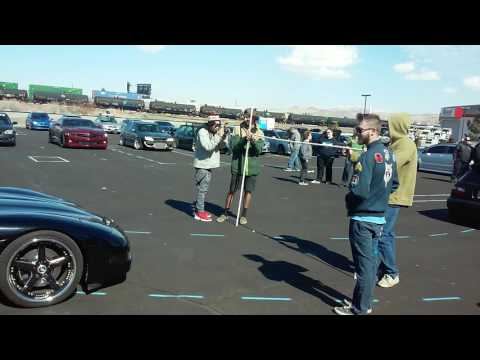Import tuner car show