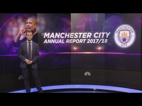 Manchester City reports £500 million revenue | CNBC Sports