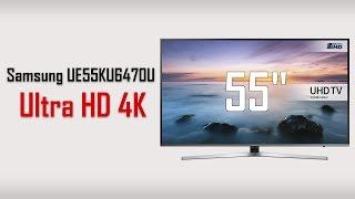 Samsung UE55KU6470U Ultra HD Crystal Colour 4K | 2016/2017