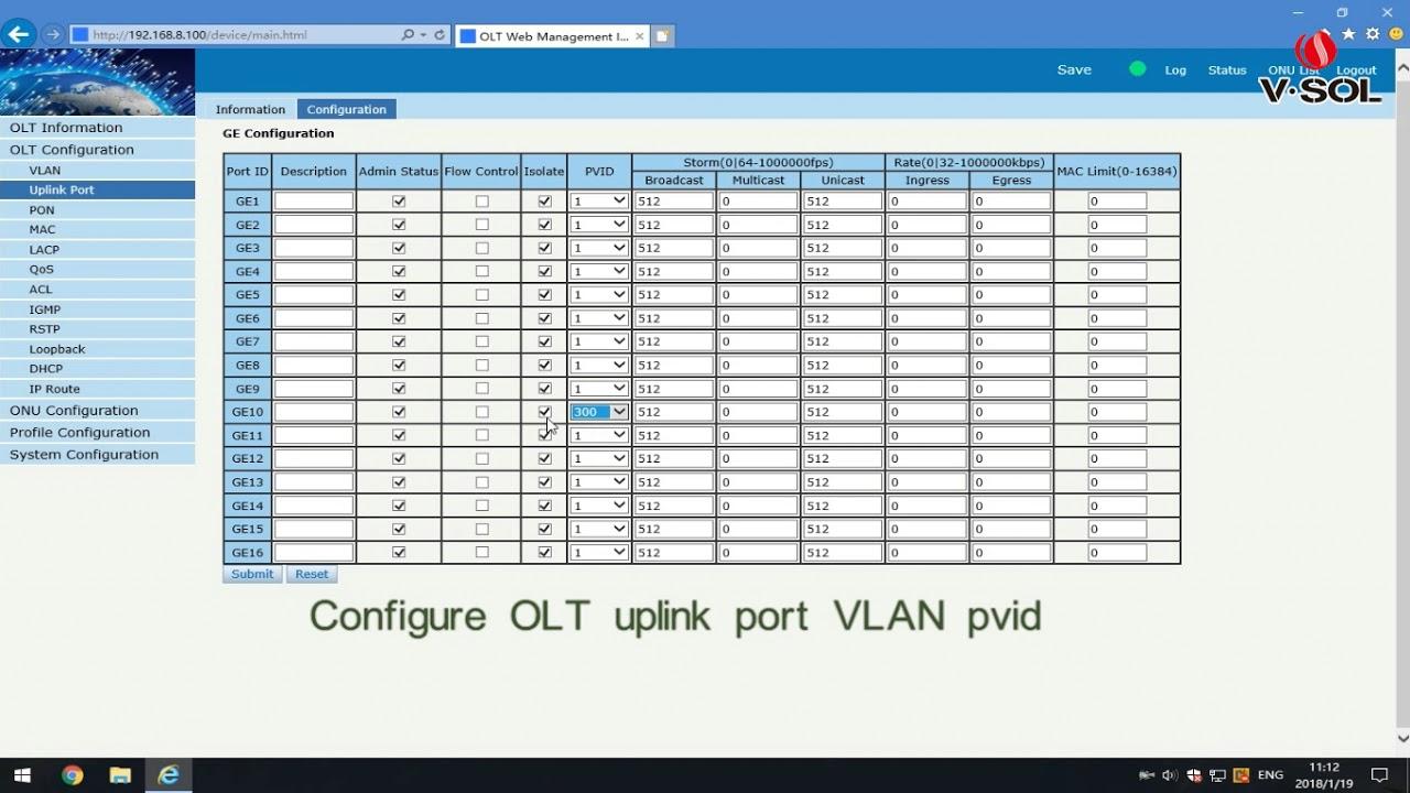 How to configure IGMP