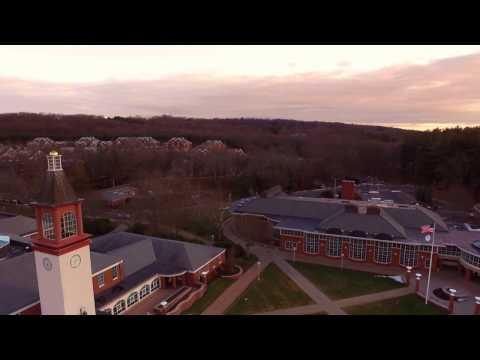 Quinnipiac University During Christmas Break