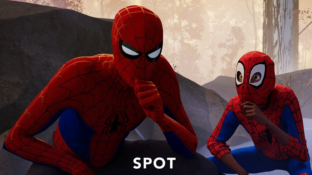 "SPIDER-MAN: A NEW UNIVERSE - Always secret 30"" - Ab 13.12.18 im Kino!"