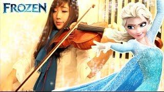 """Frozen: """"Let It Go"""" - Viola Cover (Idina Menzel)"""