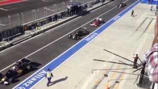 F1 - Historic Grand Prix - 2012 Circuit Of The Americas