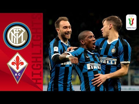 Inter Fiorentina Goals And Highlights