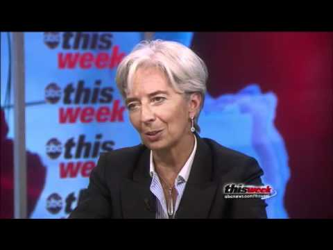 Interview With Christine Lagarde - YouTube