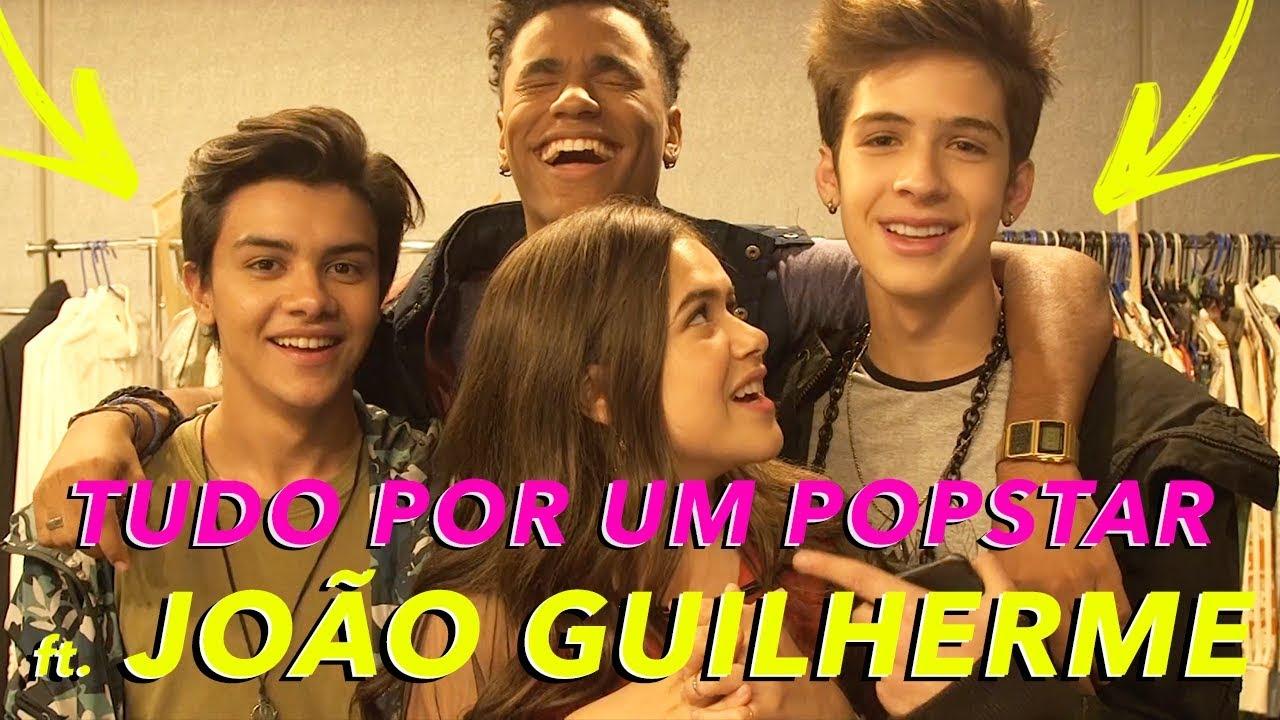 TUDO POR UM POPSTAR ft. João Guilherme - YouTube