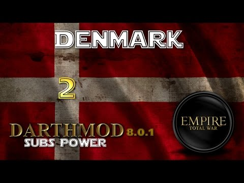 Darthmod Empire - Denmark Campaign #2 ~ Taking Stockholm!