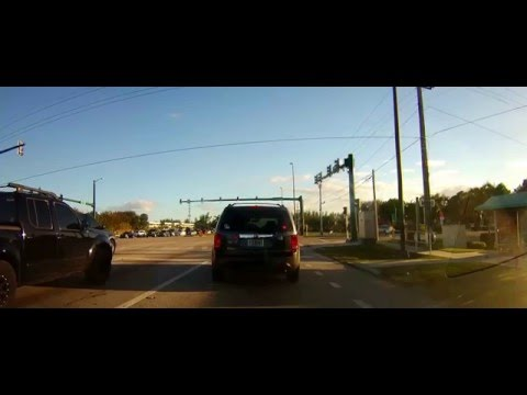 Driving from Boca Raton to Collier County, Florida