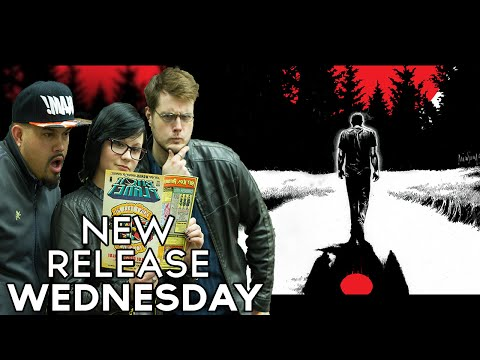 New Release Wednesday 4/15/15 - Bloodshot Reborn #1, Chrononauts #2 AND MORE!