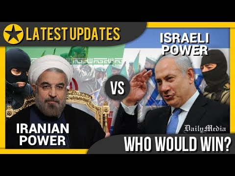 Iran vs Israel - Military Power Comparison 2018 (Latest Updates)